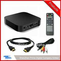 2014 Cheapest hotsell g box midnight xbmc android tv box