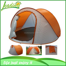 3 Person Steel Wire Outdoor Tent Bed