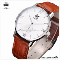 build your own 3atm water resistant stainless steel elegant watch unisex