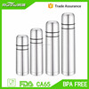 FDA LFGB grade Stainless Steel Vacuum Flask With Two LidsRH502( sizes available)