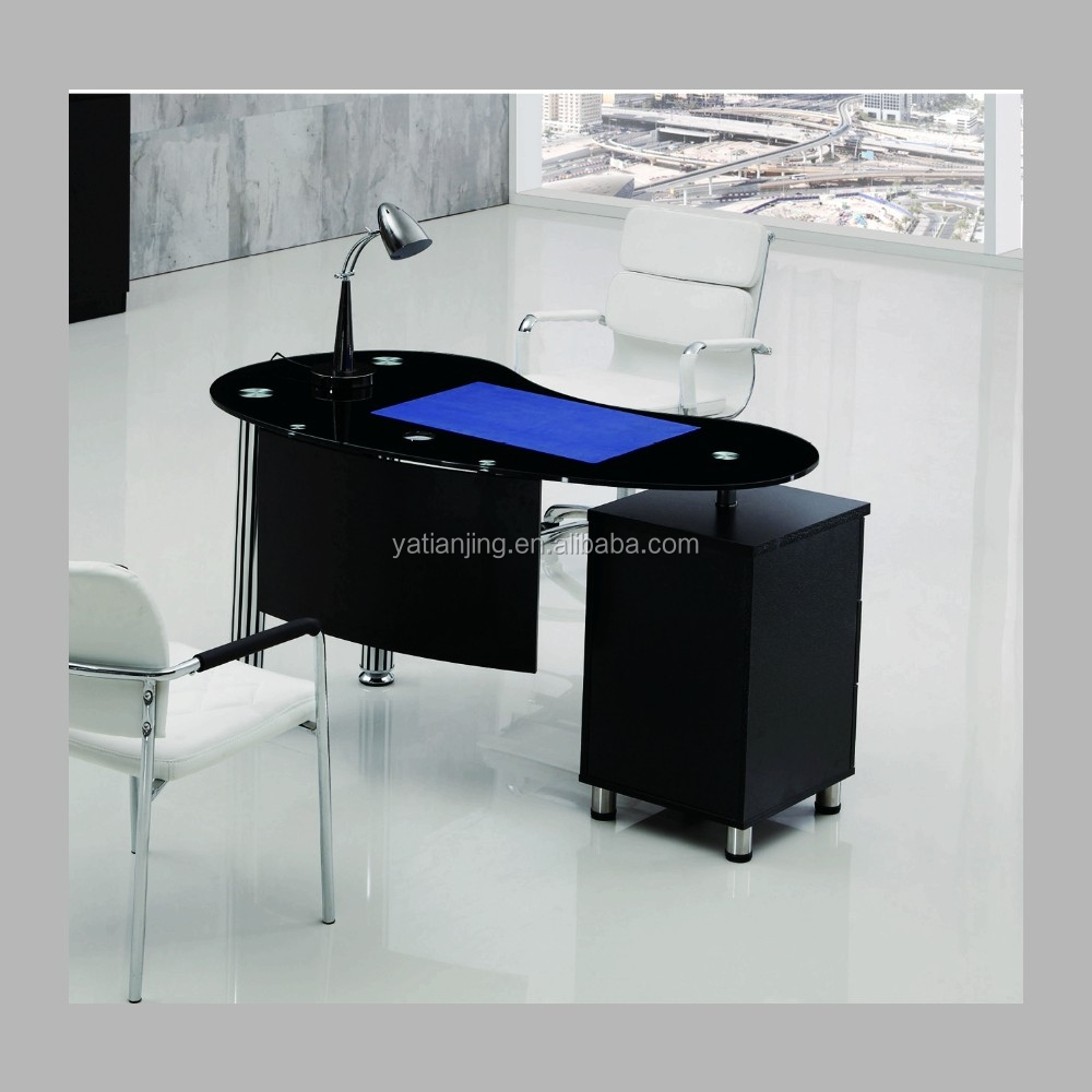 Stylish high quality office desk with 3 drawers buy high quality office desk high quality - Quality office desk ...