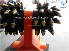 Excavator Attachments Horizontal Hydraulic drum cutter made in China