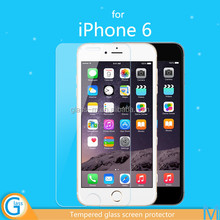 blue light cutting tempered glass screen protector for iphone 6 and iphone 6 plus