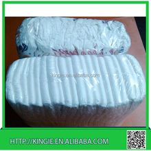 Trustworthy china supplier cheap disposable diaper absorbent pad prices