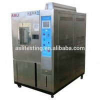 ASLi Brand universal ozone aging resistance test chamber/equipment