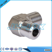China connecting fitting/soldered joint/butt weld fittings