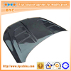 Carbon Fiber Vented Hood for Honda Fit/Jazz Vented Style Engine Hood 2014