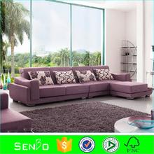 2015latest modern luxury sofa /sofa fabric velour fabric living room sofas / Home Center sofas cover / fancy sofa