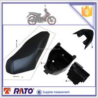 ITALIKA AT110 motorcycle parts,seat,rear arm rest,tool box