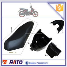 ITALIKA AT110 motorcycle parts,seat,rear arm rest,tool box