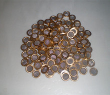 stainless steel Oval/circular leaf filters