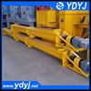 ISO certificated professional screw conveyor for powder