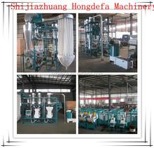 Factory direct sale grain grinders corn grinders/ wheat flour mill /maize flour milling machine with low price