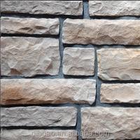 BOAO Retro Artificial Faux Stone Exterior Wall Panels for Vila Decor