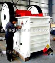 High efficiency Recycling jaw crusher certified by CE ISO9001:2008 GOST