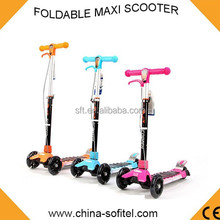 New model 4 wheel children prices scooter china
