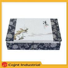 hot sale customized eco friendly multicolor art paper box tea scent spray