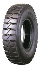 Tyre for dump truck 1100r20
