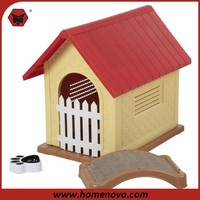 2015 Outdoor Plastic Dog House Cat House