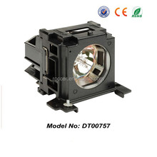 Replacement lamp DT00757 Projector Lamps with housing FIT FOR Hitachi CP-X251/X256