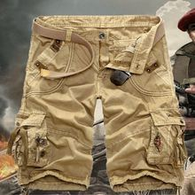 New tooling shorts men's casual pants large size fashion shorts Direct