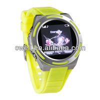 super hot fashion bluetooth watch mobile phones A8