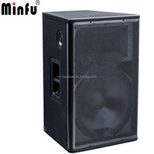 Professional KTV DISCO Bar concert hall, Theater,stage Monitor usage type high end pro audio speaker
