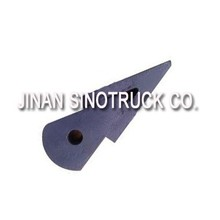 High performance construction machinery parts /blade tooth, used for motor grader.