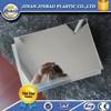 a grade wholesale good price 3mm silver acrylic mirror sheet