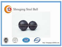 Best products HRC47-53 alloy chrome cast steel ball with high impact