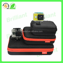 POV Waterproof Shockproof EVA Case for hero 2,3,3+,4 Accessories for GoPro case