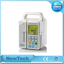 2015 hot selling hospital used automatic medical infusion pump