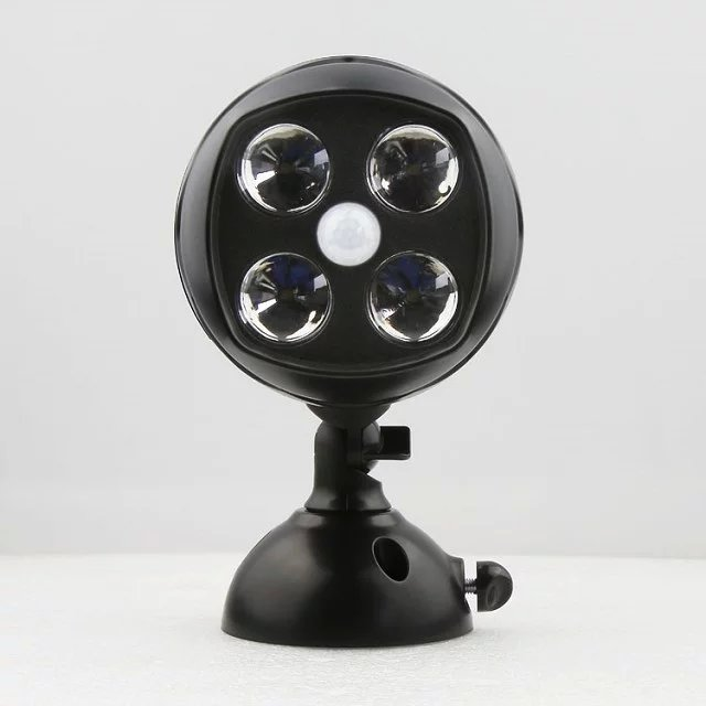 Светодиодный Датчик Движения в Помещении Свет SDX-17 Супер Яркий Батарейках Мини-Светодиодные Фонари