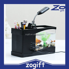 ZOGIFT USB Desktop Aquarium / Fish Tank
