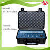 Tricases China factory Hard PP Plastic Military case with foam