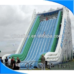 Giant Inflatable slides/giant adult inflatable slide for sale