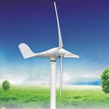 Envío gratis a algunos países. 600 watts generador de viento horizontal 12 v 24 v 48 v turbina de viento
