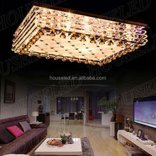 Premium glass recycled chandelier lighting