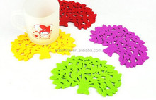 factory direct supply Multi-purpose pad coaster fashion plate pad coasters
