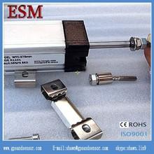Sensor de medición de distancia o sensor de desplazamiento, sensor de desplazamiento lineal temposonic posición lineal