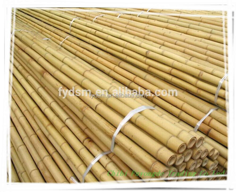 Good price decoration artificial bamboo poles for sushi
