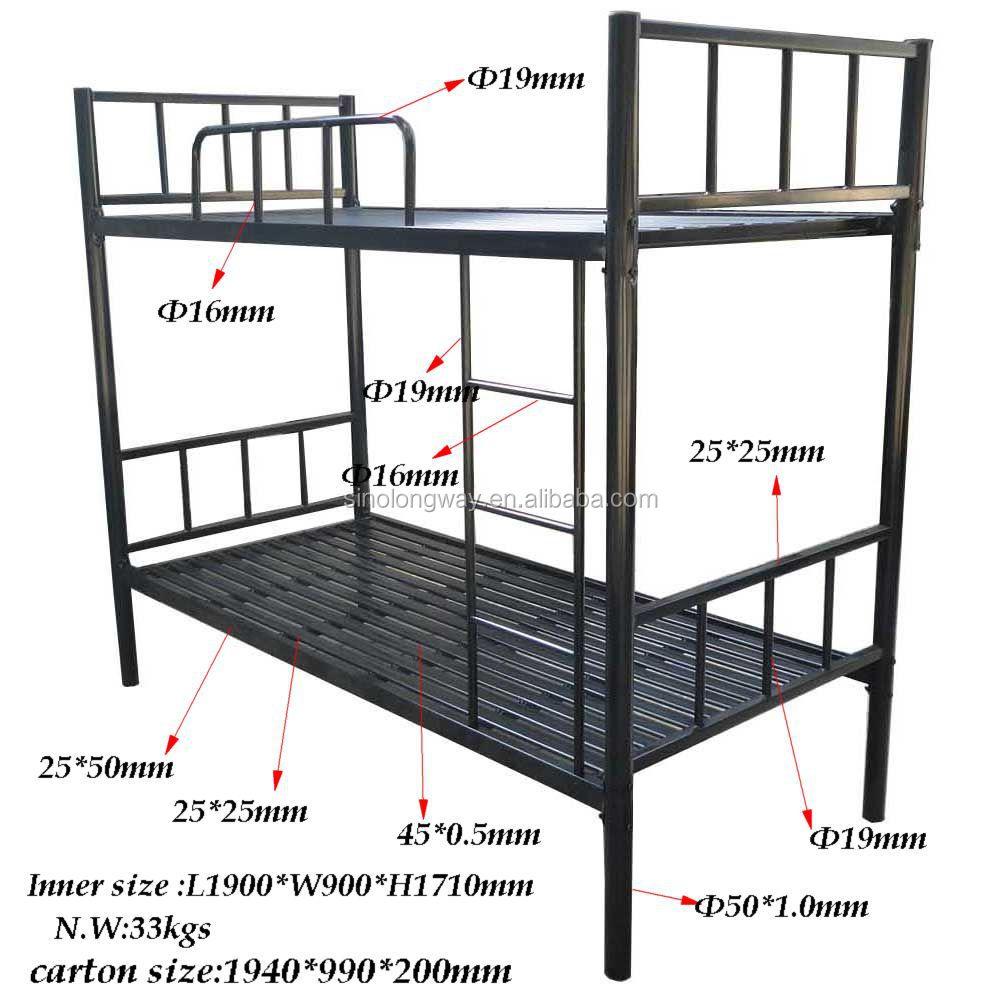 Strong Prison Metal Bunk Bed Buy Metal Bed Bunk Bed