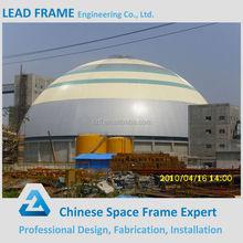 Cúpula de aço estrutura edifícios contruction aço truss telhado parafuso bola espaço estrutura do quadro