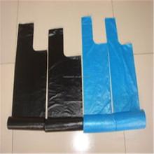 manufacturing custom printed t shirt shopping bag on roll