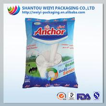 Machine pack instant full cream milk powder sachet