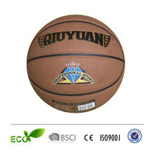 PU TPU PVC rubber basketball hot sale basketball balls