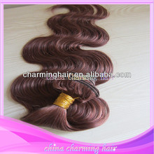 top quality color 33 brazilian virgin body wave remy human hair weaves weaving weft