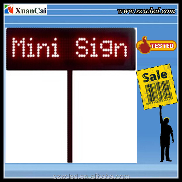 led paging board/sign