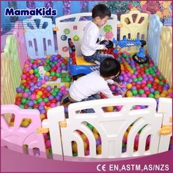 new design safety children plastic ball pool