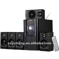5.1CH Surround Sound Speaker for Home Cinema